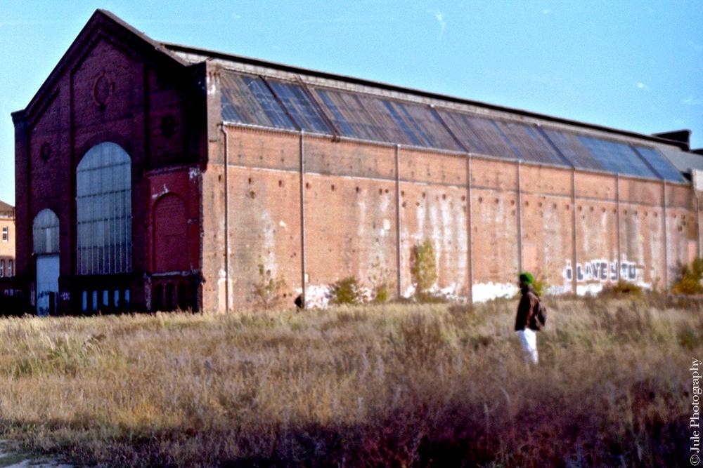 Rummelsburg usine