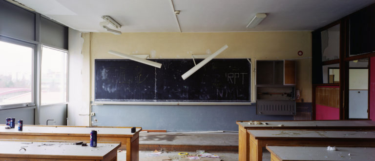 Article : Salle de classe